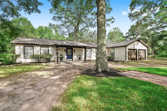 19546 E Lake Drive, Magnolia, TX 77355 (MLS #24966987) :: The Heyl Group at Keller Williams