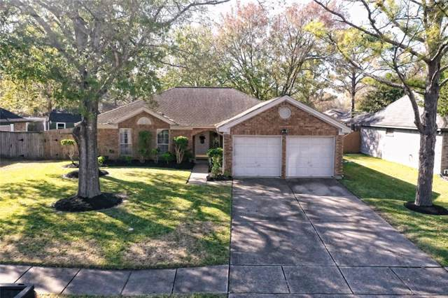 417 417 Holly Fern Dr Drive, League City, TX 77573 (MLS #24976061) :: The Bly Team