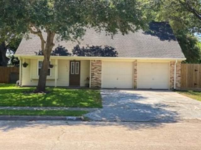 1517 Bayou Drive, Alvin, TX 77511 (MLS #24976753) :: Giorgi Real Estate Group