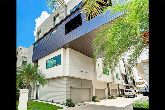 5903 E Post Oak Lane, Houston, TX 77055 (MLS #24980374) :: Ellison Real Estate Team