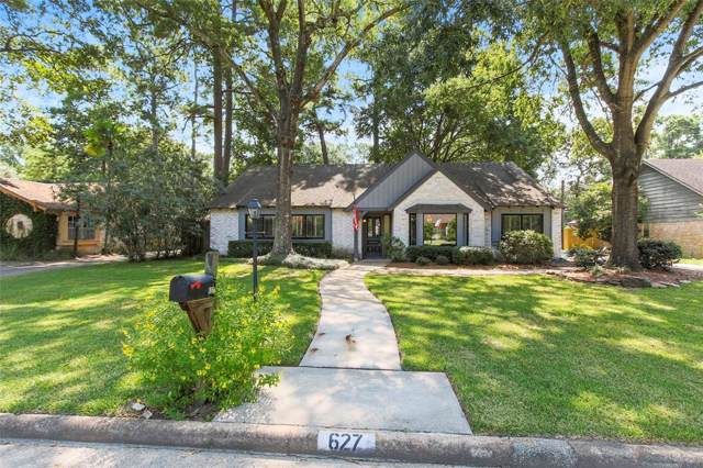 627 Enchanted River Drive, Spring, TX 77388 (MLS #2498990) :: Green Residential