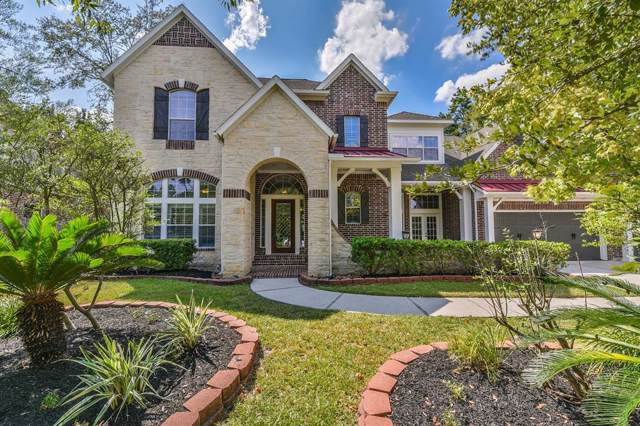 62 Marquise Oaks Place, The Woodlands, TX 77382 (MLS #25006125) :: Caskey Realty