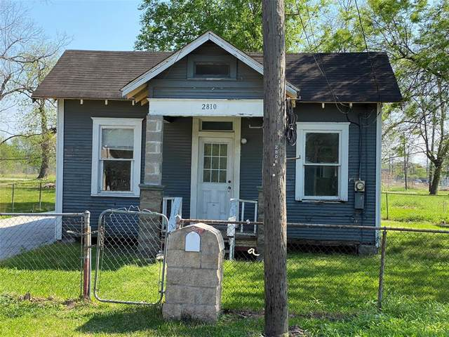 2810 Newhoff Street, Houston, TX 77026 (MLS #25010615) :: My BCS Home Real Estate Group