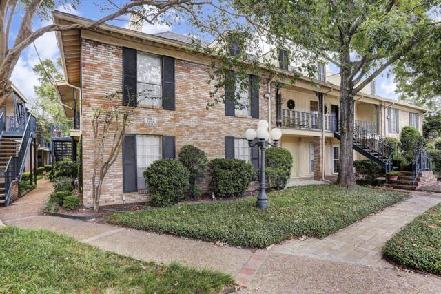 800 Post Oak Boulevard #102, Houston, TX 77056 (MLS #25012999) :: Magnolia Realty