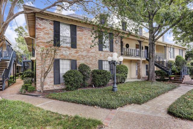 800 Post Oak Boulevard #102, Houston, TX 77056 (MLS #25012999) :: Christy Buck Team