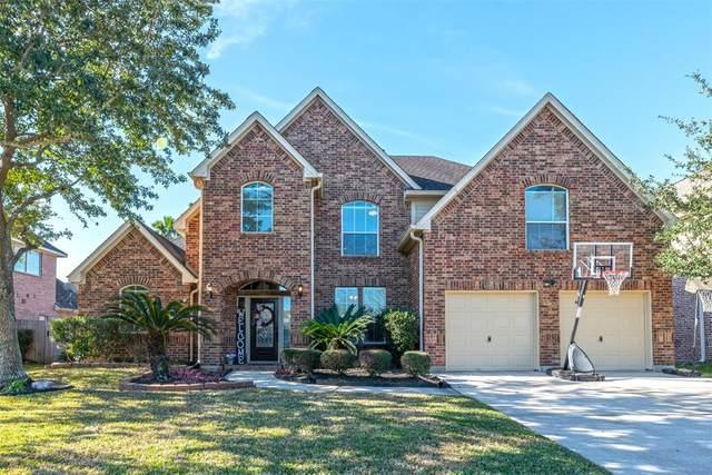12914 Wood Stork Lane, Houston, TX 77044 (MLS #25015973) :: The Sansone Group