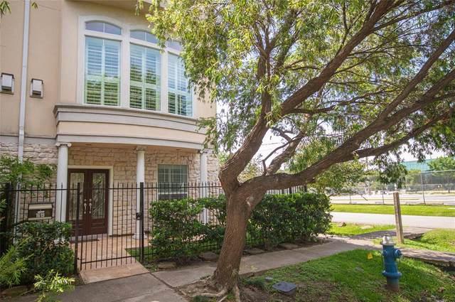 1619 Roy Street, Houston, TX 77007 (MLS #25017588) :: Keller Williams Realty