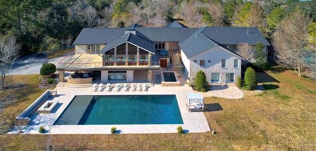405 W Spreading Oaks Avenue, Friendswood, TX 77546 (MLS #25019645) :: The Sansone Group