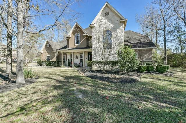 32619 Tall Oaks Way, Magnolia, TX 77354 (MLS #25047427) :: The Jill Smith Team