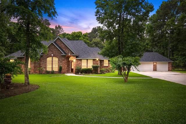 11311 Summer Lake Drive, Magnolia, TX 77354 (MLS #25047693) :: Michele Harmon Team