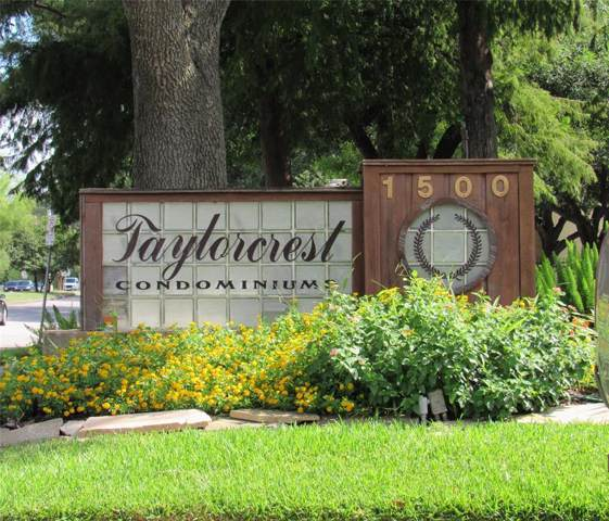 1500 Bay Area Boulevard #346, Houston, TX 77058 (MLS #25048387) :: The SOLD by George Team