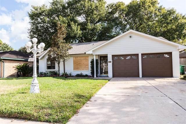 5815 Hewitt Drive, Houston, TX 77092 (MLS #25050916) :: Texas Home Shop Realty