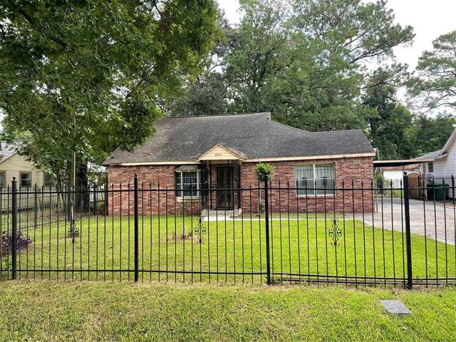 8934 Compton Street, Houston, TX 77016 (MLS #25063684) :: Texas Home Shop Realty