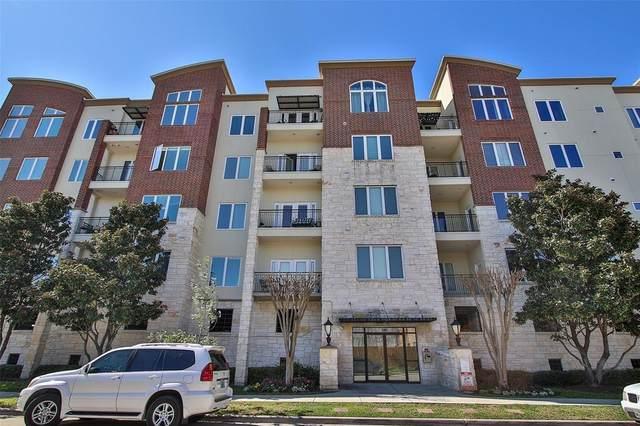 1900 Genesee Street #109, Houston, TX 77006 (MLS #25074688) :: Green Residential