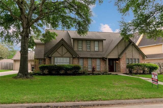 13011 Wincrest Court, Cypress, TX 77429 (MLS #25076344) :: The Parodi Team at Realty Associates