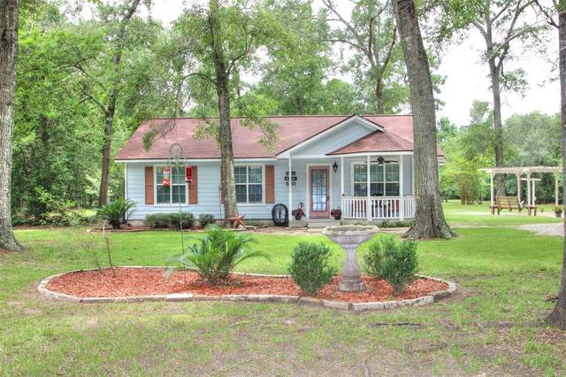 549 County Road 3015, Dayton, TX 77535 (MLS #25090377) :: The SOLD by George Team
