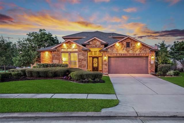 21411 Timber Lodge Lane, Porter, TX 77365 (MLS #25090940) :: The Home Branch
