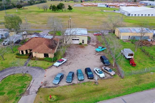 3030 W Highway 6, Alvin, TX 77511 (MLS #25099310) :: The Sold By Valdez Team