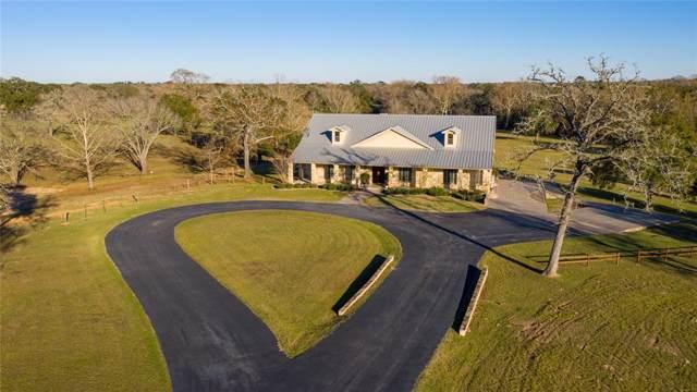 40838 Kelley Road, Hempstead, TX 77445 (MLS #251040) :: The SOLD by George Team