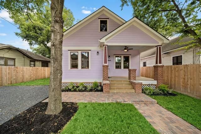 1614 Weber Street, Houston, TX 77007 (MLS #25112860) :: Connect Realty