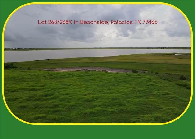 L 268 Pelican Way, Palacios, TX 77465 (MLS #25117126) :: The Bly Team