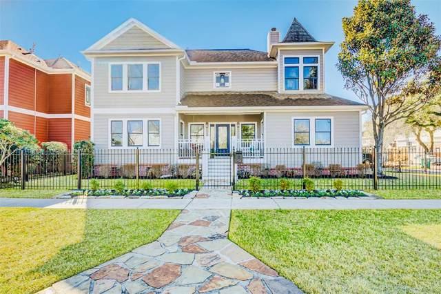 1623 Nicholson Street, Houston, TX 77008 (#2512086) :: ORO Realty