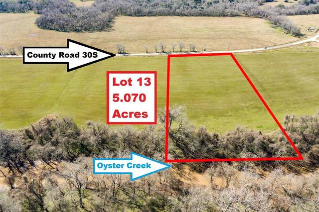 Lot 13 County Road 30S, Angleton, TX 77515 (MLS #25123462) :: Ellison Real Estate Team