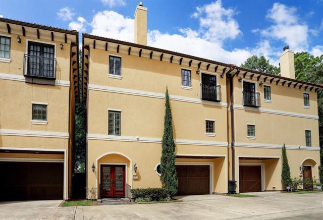 1302 Antoine Drive B, Houston, TX 77055 (MLS #25124040) :: Fairwater Westmont Real Estate