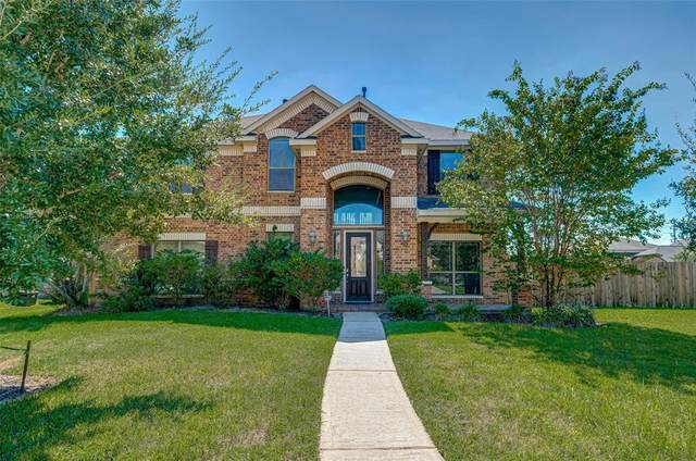 7239 Thelfor Court, Spring, TX 77379 (MLS #25124322) :: The Heyl Group at Keller Williams