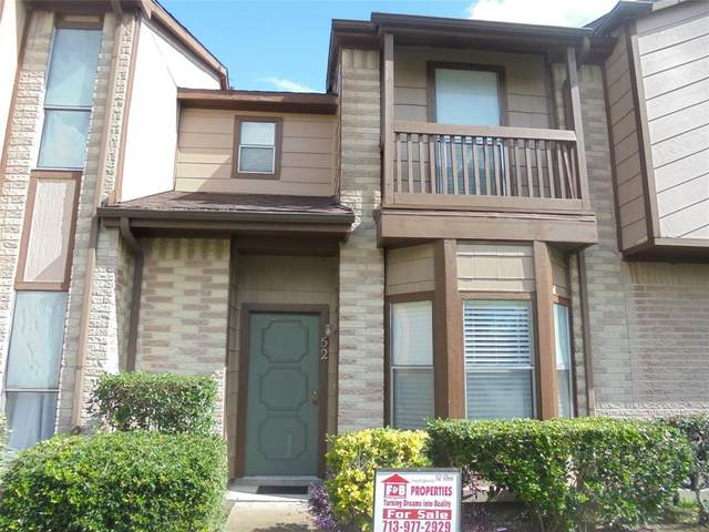 12400 Brookglade Circle #52, Houston, TX 77099 (MLS #2512587) :: Texas Home Shop Realty