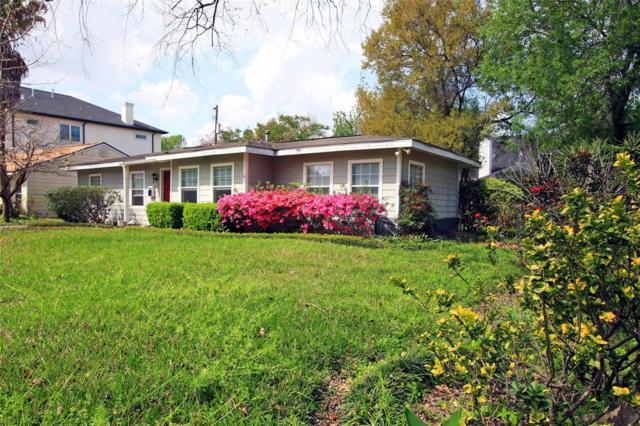 4300 Dorothy, Bellaire, TX 77401 (MLS #25130637) :: Oscar Fine Properties