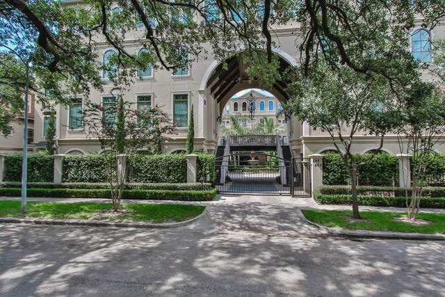 630 Harold Street, Houston, TX 77006 (MLS #25140159) :: The SOLD by George Team