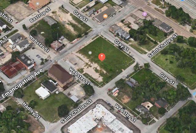 0 Emancipation Avenue, Houston, TX 77003 (MLS #25141318) :: Glenn Allen Properties