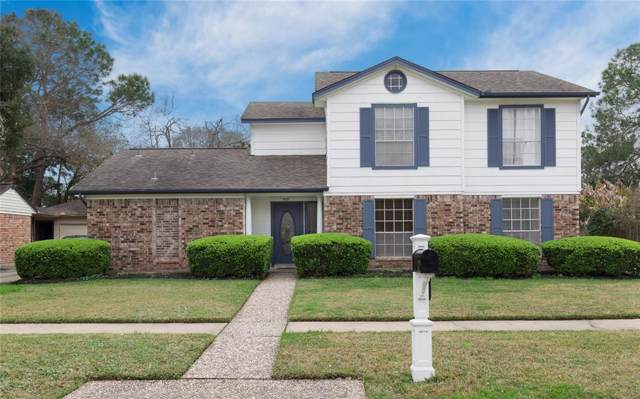 16414 Heatherdale Drive, Houston, TX 77059 (MLS #25144620) :: The SOLD by George Team