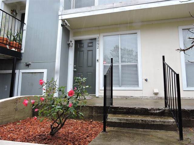 781 Country Place Drive #2092, Houston, TX 77079 (MLS #25153780) :: Ellison Real Estate Team