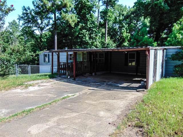 206 Honeysuckle, Livingston, TX 77351 (MLS #25168007) :: Texas Home Shop Realty