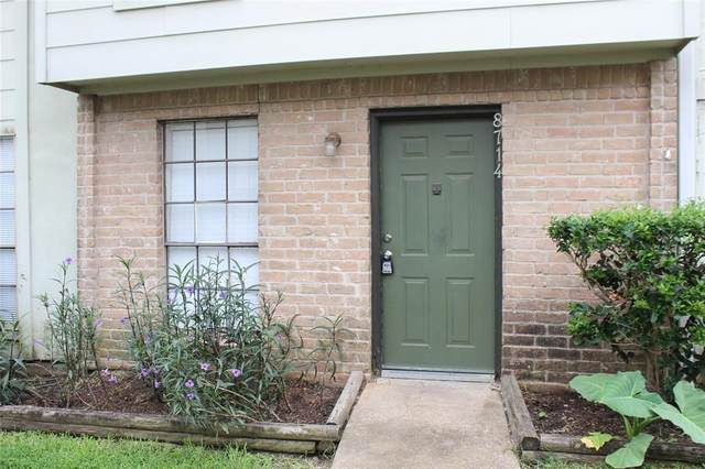 8714 Victorian Village Drive #8, Houston, TX 77071 (MLS #25170968) :: Lerner Realty Solutions