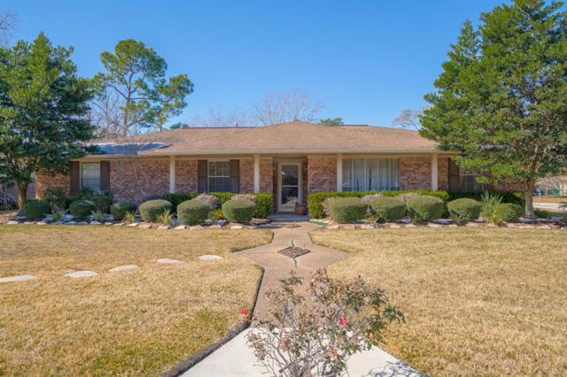 2402 Jacquelyn Drive, Pearland, TX 77581 (MLS #25186031) :: King Realty