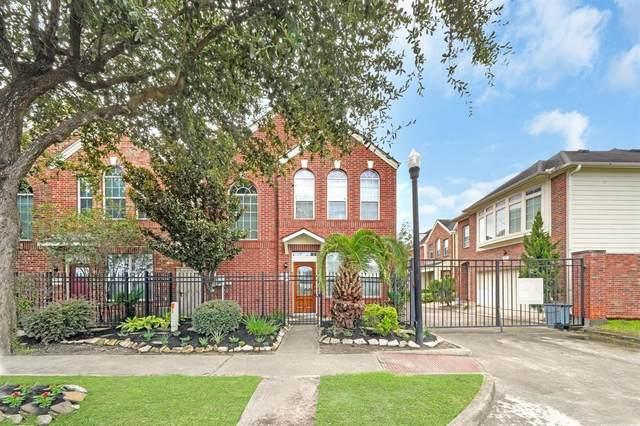 1708 Aden Mist Drive, Houston, TX 77003 (MLS #25193824) :: Keller Williams Realty