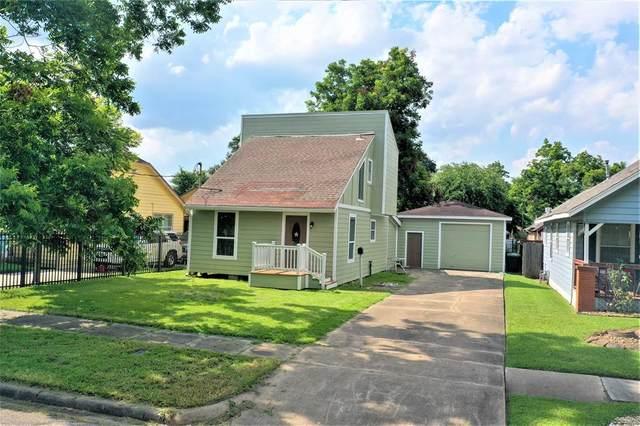 7127 Japonica Street, Houston, TX 77087 (MLS #25200058) :: The Property Guys