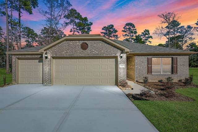 9705 Cold Creek Drive, Conroe, TX 77306 (MLS #25200381) :: The Property Guys