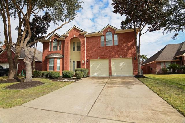 12108 E Canyon Trace Drive, Houston, TX 77095 (MLS #25205600) :: The Bly Team