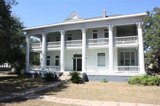 206 W Davis Street, Hearne, TX 77859 (MLS #25211497) :: Caskey Realty