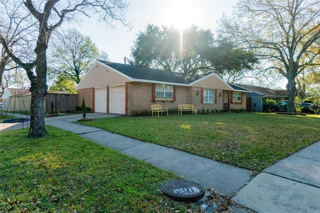8103 Bonhomme Road, Houston, TX 77074 (MLS #25221761) :: The SOLD by George Team