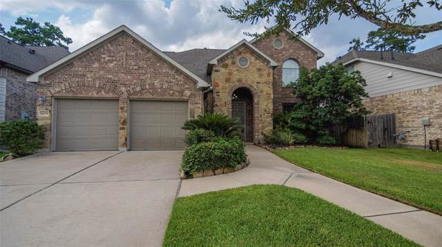 14335 Hazeldale Drive, Cypress, TX 77429 (MLS #25222584) :: The Heyl Group at Keller Williams