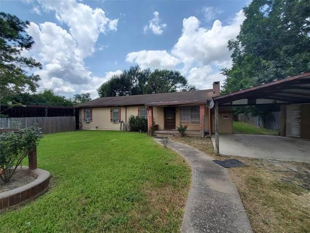 3602 Nancy Street, Bryan, TX 77808 (MLS #25236649) :: Lerner Realty Solutions
