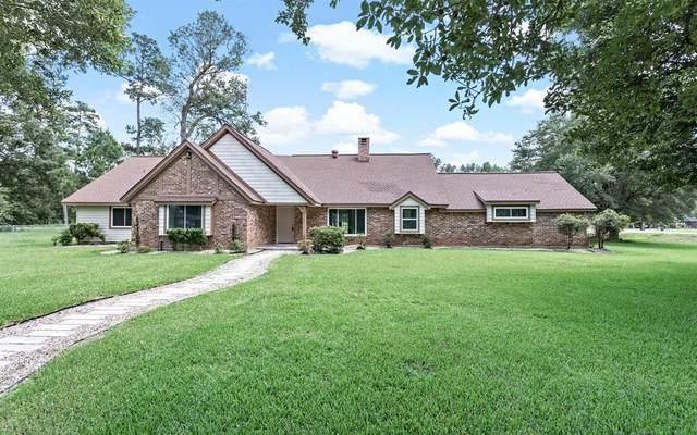 103 Pinecone Lane, Sour Lake, TX 77659 (MLS #25238297) :: The Home Branch