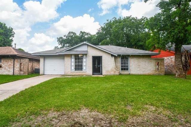 4318 Oak Shadows Drive, Houston, TX 77091 (#25239844) :: ORO Realty