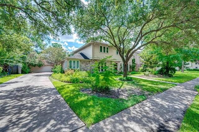 1711 Mossy Stone Drive, Houston, TX 77077 (MLS #2524165) :: The Wendy Sherman Team