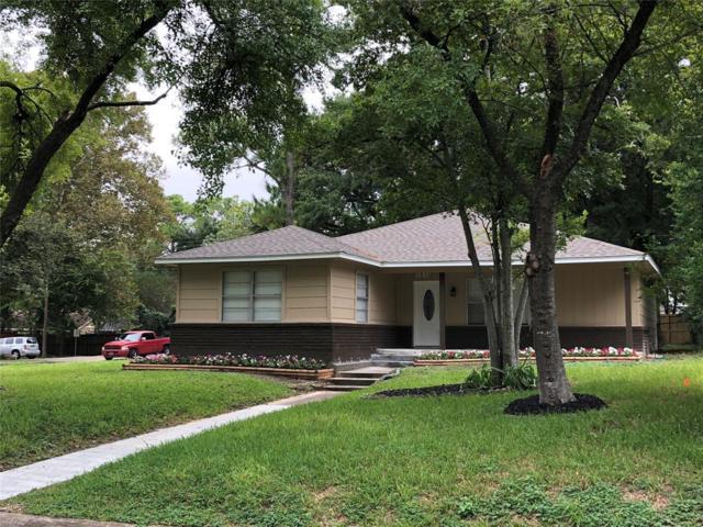 1321 Confederate Road, Houston, TX 77055 (MLS #25249150) :: The Heyl Group at Keller Williams